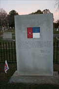Image for Gen. Robert E. Lee, CSA - Elmwood Cemetery - Charlotte NC USA