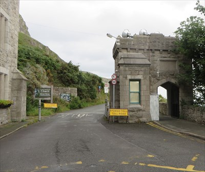 Old Toll House - Marine Drive.