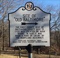 "Image for Site of ""Old Baltimore"" - Abingdon, MD"