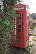 Image for Red Telephone Box - Medbourne, Leicestershire, LE16 8DT