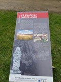 Image for Entre-Sambre-et-Meuse, la Chapelle Sainte-Anne - Silenrieux - Belgique