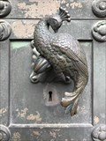 Image for Peacock Door Handle - Ribe, Danmark