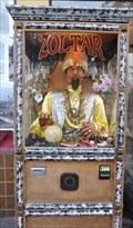 Image for Zoltar ~ Eureka, California