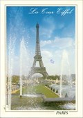 Image for La Tour Eiffel  -  Paris, France