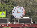 Image for Golden Gate Bridge Toll Booth Clock - San Francisco, CA