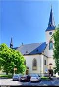 Image for Church of Elevation of the Holy Cross / Kostel Povýšení Sv. Kríže - Podebrady (Central Bohemia)