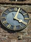 Image for Clock, St John the Baptist, Whitborne, Herefordshire, England