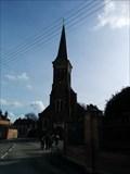 Image for Repère géodésique de l'église de Saint-Léger