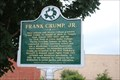 Image for Frank Crump, Jr. -- Vicksburg MS