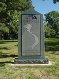 Image for Vietnam War Memorial, Common Pleas Courthouse Grounds, Cape Girardeau, Missouri