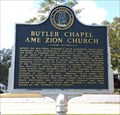 Image for Butler Chapel AME Zion Church - Tuskegee, AL