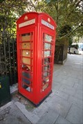 Image for Red Telephone Box - Russell Square, London, UK
