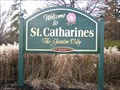 "Image for Welcome To - St. Catharines ON - ""The Garden City"""