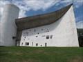 Image for Le Corbusier, Chapelle Notre-Dame du Haut, Ronchamp, France
