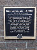 Image for Knickerbocker Theater - Holland, Michigan USA