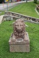 Image for Lion Statue - Bancroft, Ontario