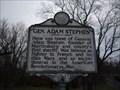 Image for Gen. Adam Stephen