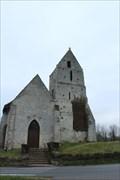 """Image for Eglise Saint-Martin dite """"Chapelle aux Lierres"""" - Cricquebœuf, France"""