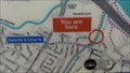 "Image for North Mersey Valley ""You Are Here"" Map on Bridgewater Way - Sale, UK"