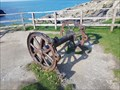 Image for Cast Iron Winch - Tintagel haven - Tintagel, Cornwall