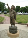 Image for Ward's playground is dedicated - Bell Buckle, TN