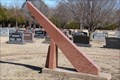 Image for Memorial Park Cemetery Sundial - Oklahoma City, OK