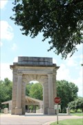 Image for Memorial Arch -- Chattanooga National Cemetery, Chattanooga TN