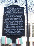 Image for Robertson County Courthouse