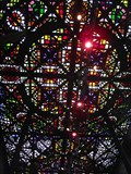 Image for Stained Glass Roof- National Gallery of Victoria, Melbourne, Vic, Australia