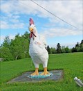 Image for World's Largest Rooster - Shediac, NB