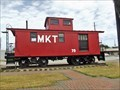 Image for Copper Range Railroad Caboose #5 - Katy, TX
