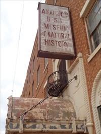 Anadarko Basin Museum - Route 66 - Elk City, OK.