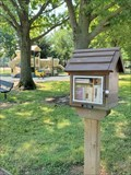 Image for Perry Park Little Library and Playground - Worthington, Ohio