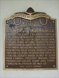 Image for Bountiful Tabernacle