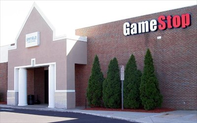 Gamestop Enfield Square Mall Emfield Ct Used Video Game Stores On Waymarking Com