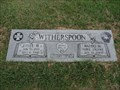 Image for Witherspoon - Old Hall Cemetery - Lewisville, TX