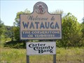 Image for Welcome to WATAUGA ~ The Cornerstone of Tennessee
