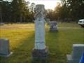 Image for T. H. Cooper - Redmen Cemetery - DeQueen, AR