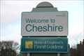 Image for Welcome to Cheshire - Home of England's Finest Gardens, Church Lawton.