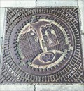 Image for Manhole Cover - Trondheim, Norway