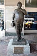Image for Ralph Kramden Statue - New York City, NY