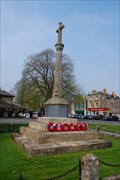 Image for WW I & II Memorial, Bourton-on-the-Water, Gloucestershire, UK, UK
