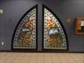 Image for Hall of Justice Stained Glass - San Diego