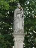 Image for Virgin Mary //  Panna Marie - Hevlín, Czech Republic