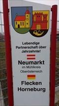 Image for Städtepartnerschaft Horneburg / Neumarkt i.M. - Horneburg, NS, Deutschland