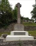 Image for Cenarth - Combined War Memorial - Carmarthenshire, Wales