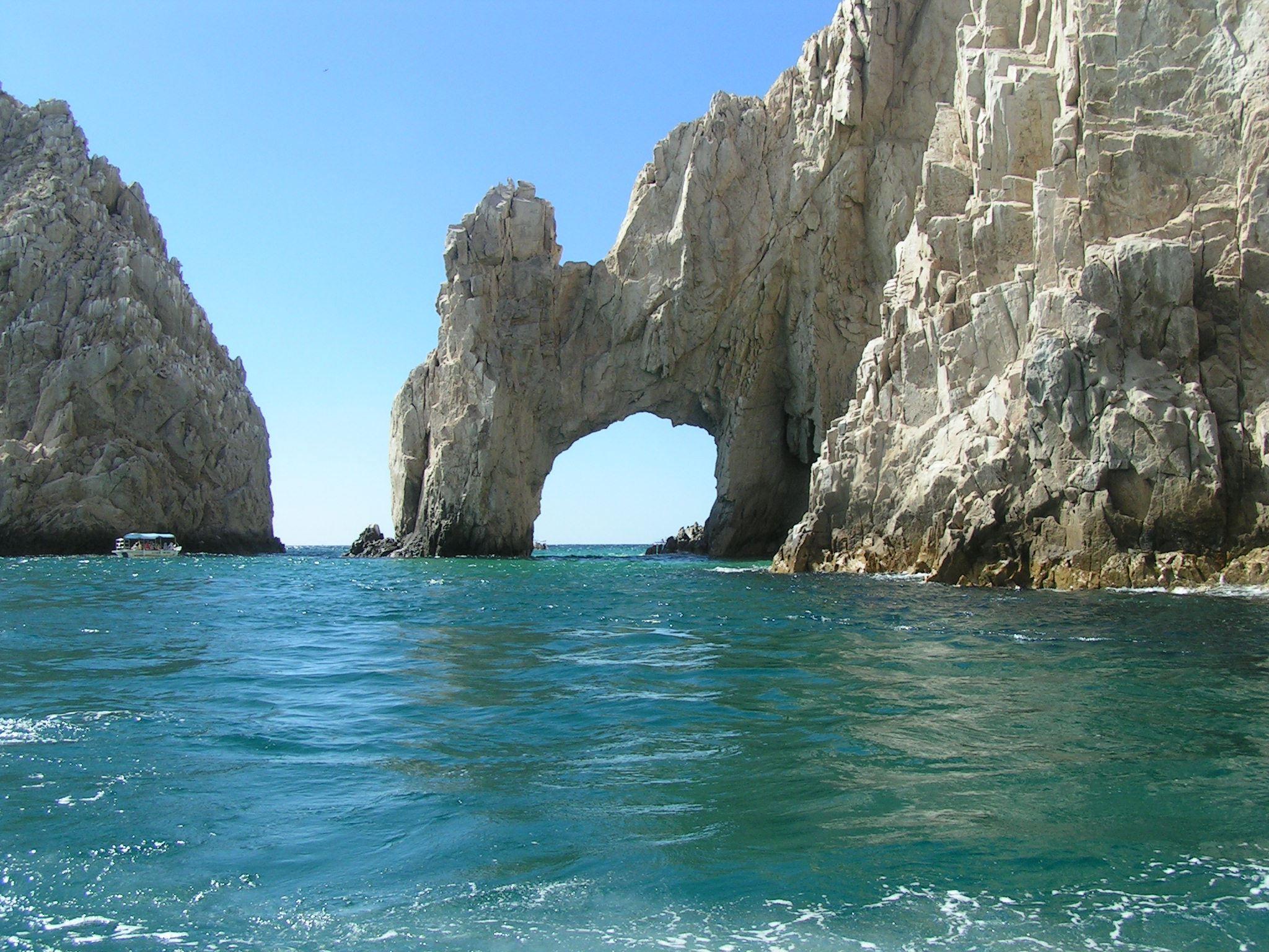 lover's beach - cabo san lucas, mexico image