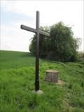 Image for Drevený kríž nedaleko obce - Židlochovice, Czech Republic