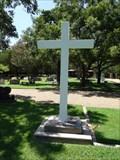 Image for Bear Creek Cemetery Cross - Euless, TX