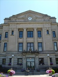Stupendous Dekalb County Courthouse Auburn Indiana Courthouses On Download Free Architecture Designs Scobabritishbridgeorg